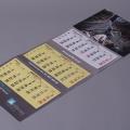 kalendarz trójdzielny