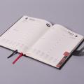 kalendarz przygotowany od podstaw