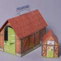 składane domki